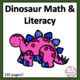 Dinosaur Themed Activity Bundle