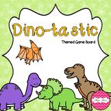 Dinosaur Themed Game Board