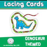 Lacing Cards for Fine Motor