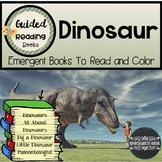 Dinosaur Themed Sight Word Readers