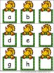 Dinosaur Themed:  What's the Missing Letter Alphabet Literacy Center