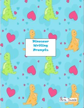 Dinosaur Themed Writing Prompts