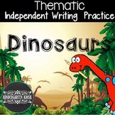 Dinosaur Writing and Literacy Center Activities