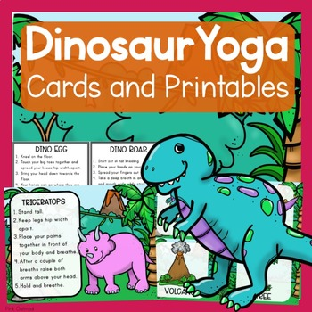 Dinosaur Themed Yoga