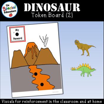 Dinosaur Token Board (2)