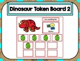 Dinosaur 10 Token Board 2