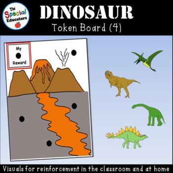 Dinosaur Token Board (4)