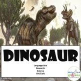 Dinosaur Unit activities, worksheets...  UPDATED - 30 new pages