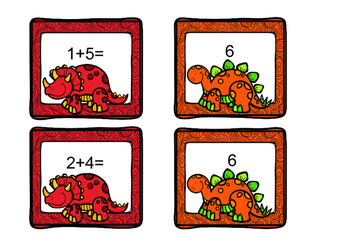 Dinosaur Unit (Literacy and Math Activities)