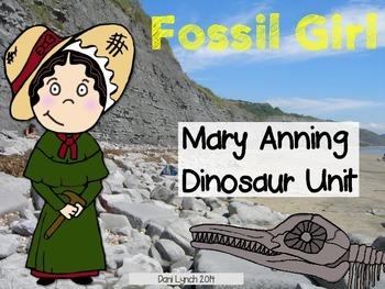 Dinosaur Unit - Mary Anning