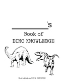 Dinosaur Unit Study Packet