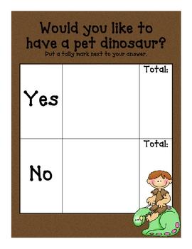 Dinosaur Unit Supplement - (Eggs)