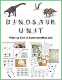 Dinosaur Unit and Lapbook