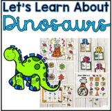 Dinosaur Unit of Study for Kindergarten and 1st Grade