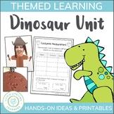 Dinosaur Unit and activities