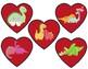 Dinosaur Valentine's Day Heart Reward (VIPKID)