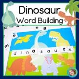 Dinosaur Word Building / Vocabulary Posters