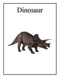 Dinosaur Word Prompts