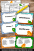 Dinosaur Names Task Cards Word Scramble Activities and Games