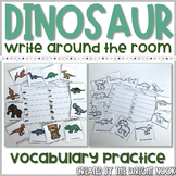 Dinosaur Write Around the Room