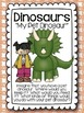 Dinosaur Write It Up {Writing Activities & Prompts}