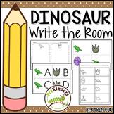 Dinosaur Write the Room (Pre-K)