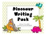 Dinosaur Writing Pack