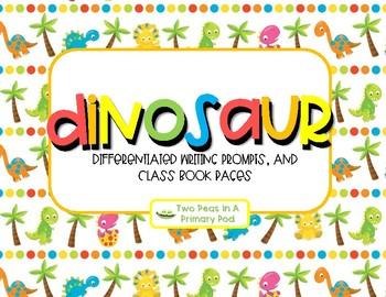 Dinosaur Writing Prompts