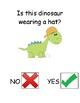 Dinosaur Yes No Adapted Book