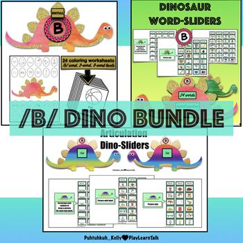 Dinosaur /b/ bundle