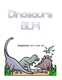 Dinosaur Themed Printables