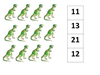 Dinosaur math 2