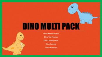 Dinosaur theme MULTI-PACK!