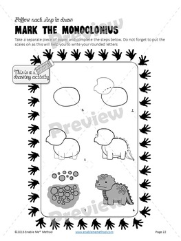 Early Years Cursive Handwriting sheets for 5 - 7 years: Success with Dinosaurs