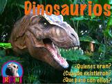 Los Dinosaurios: Presentación en PowerPoint y Actividades