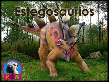 Los Dinosaurios: Los Estegosaurios - Los Dinosaurios con Placas