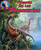 Los Dinosaurios: Paquete de los Dinosaurios: Presentaciones en PowerPoint