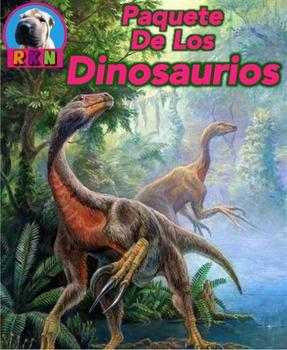 Los Dinosaurios: Paquete de los Dinosaurios: Presentacione