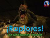 Los Dinosaurios: Los Raptores - Los Dinosaurios Feroces