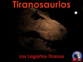 Los Dinosaurios: Los Tiranosaurios - Los Lagartos Tiranos