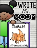 Dinosaurs Write the Room Center