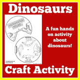 Dinosaurs Craft