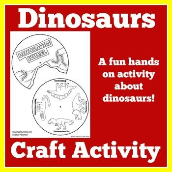 Dinosaurs Craft   Dinosaurs Activity   Dinosaurs Unit   Di