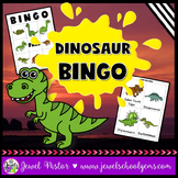 Dinosaur Activities (Dinosaur Science Bingo)