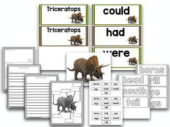 Dinosaurs!  A Research And Writing Project