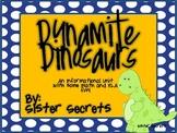 Dinosaurs:  A Complete Unit