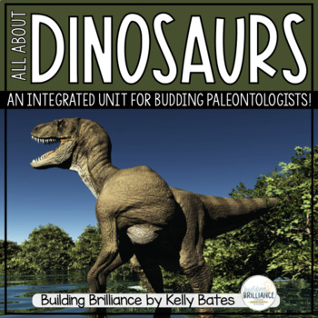 Presenting: Dinosaurs {A Fun and Integrative Unit for Budd