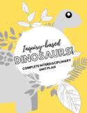 Dinosaurs! A Holistic Unit Plan