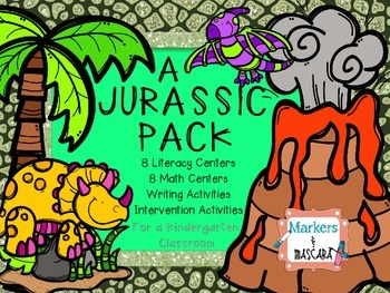 Dinosaurs: A JURASSIC PACK
