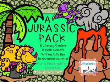 Dinosaurs: A JURASSIC PACK
